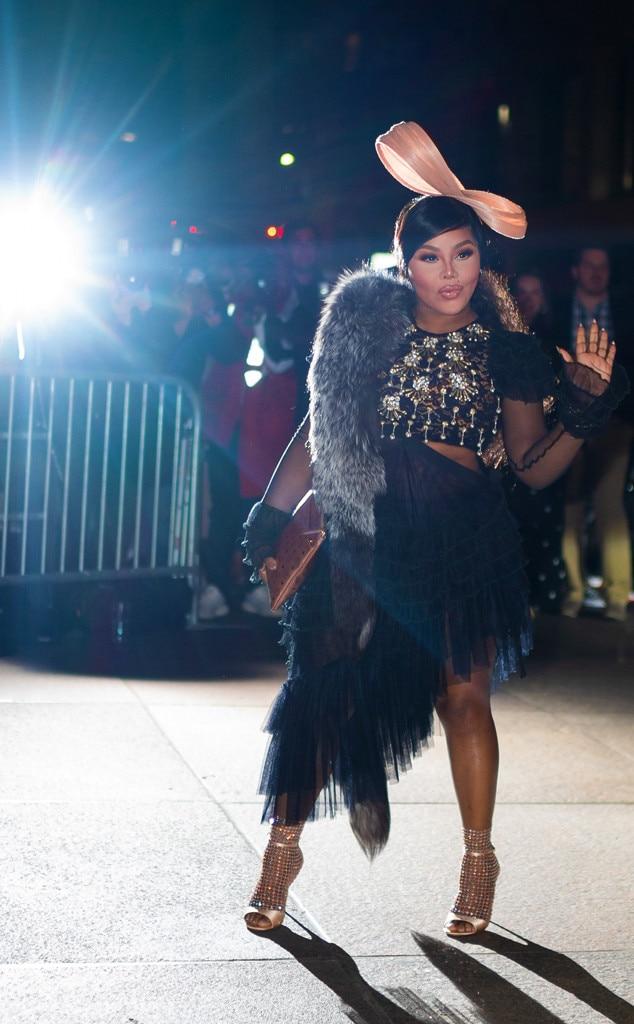Lil Kim, Marc Jacobs, Char Defrancesco, Wedding