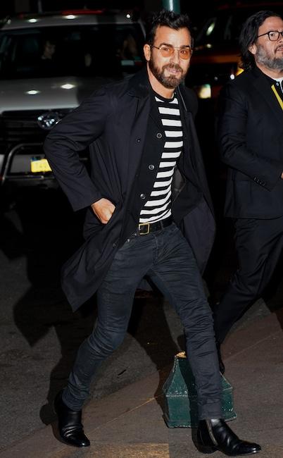 Marc Jacobs, Char Defrancesco, Wedding, Justin Theroux