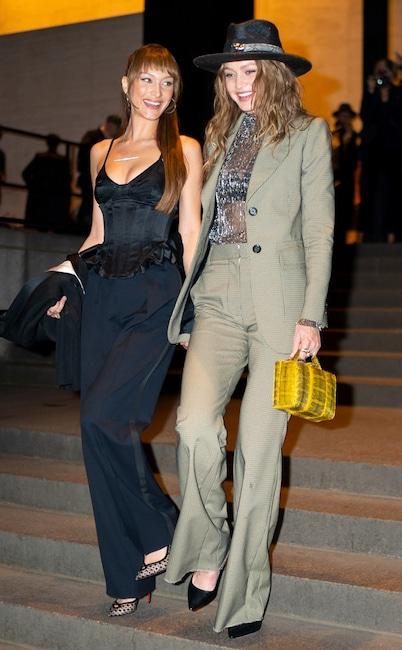 Marc Jacobs, Char Defrancesco, Wedding, Bella Hadid, Gigi Hadid