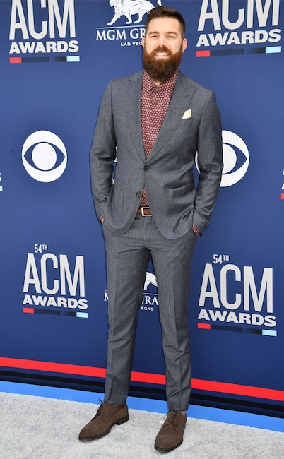 Stephanie Quayle from CMA Awards 2019: Red Carpet Fashion