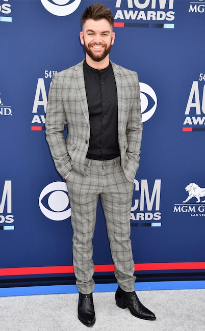Dylan Scott, Academy of Country Music Awards arrivals 2019