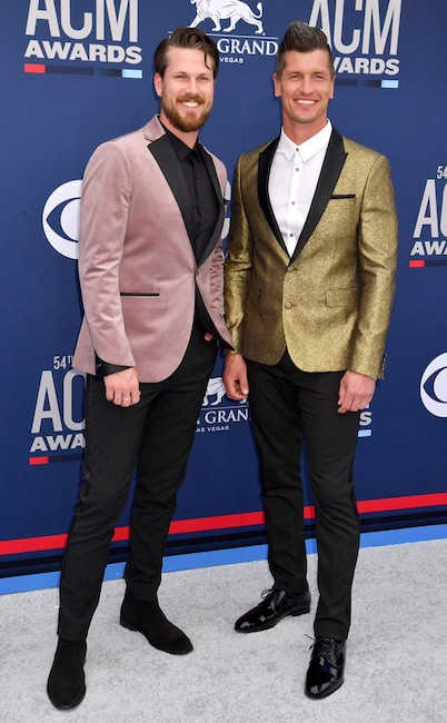 Curtis Rempel, Brad Rempel , High Valley, Academy of Country Music Awards arrivals 2019