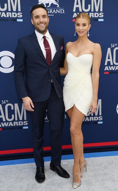 Tyler Rich, Sabina Gadecki, 2019, Academy of Country Music Awards, ACM Awards