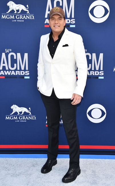 Rodney Atkins, Academy of Country Music Awards arrivals 2019