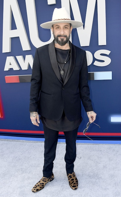 AJ McLean, Academy of Country Music Awards