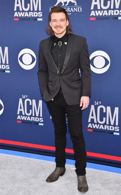 Morgan Wallen, Academy of Country Music Awards arrivals 2019