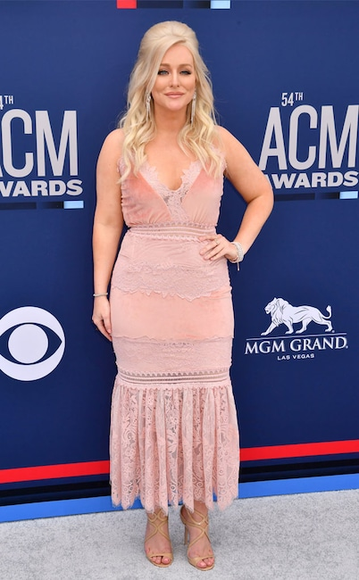 Jessie Jo Dillon, Academy of Country Music Awards arrivals 2019
