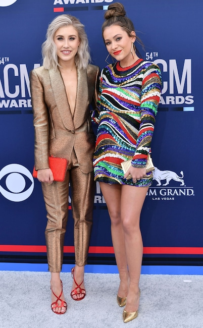 Maddie Marlow, Tae Dye, Maddie & Tae, 2019, Academy of Country Music Awards, ACM Awards