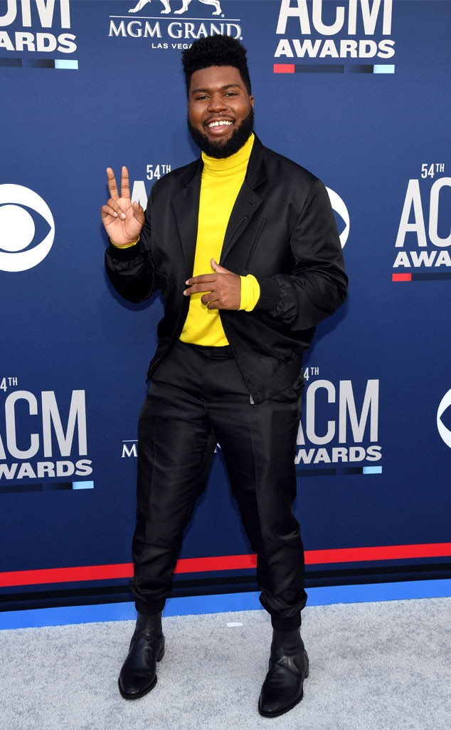 Khalid -  He may not be a country music artist, but the A-list performer wouldn't turn down a night of celebrating talented singers.