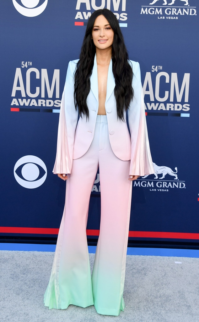 Kacey Musgraves -  Country music royalty has arrived and it's another win in the fashion department.