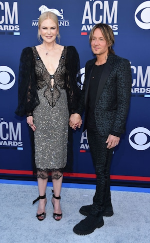 Nicole Kidman, Keith Urban Academy of Country Music Awards arrivals 2019