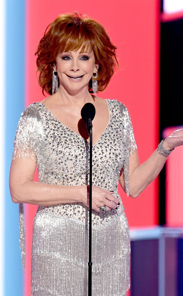 Reba McEntire, Academy of Country Music Awards 2019