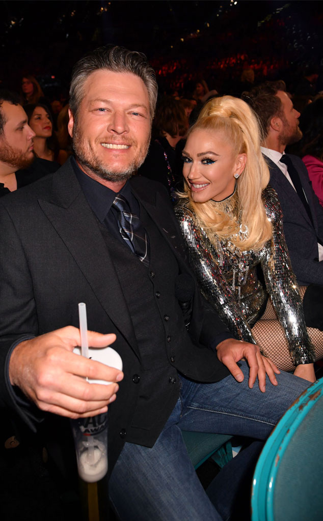 Blake Shelton, Gwen Stefani, Academy of Country Music Awards 2019