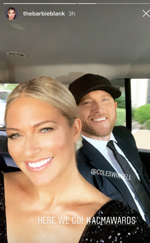 Cole Swindell, Barbie Blank
