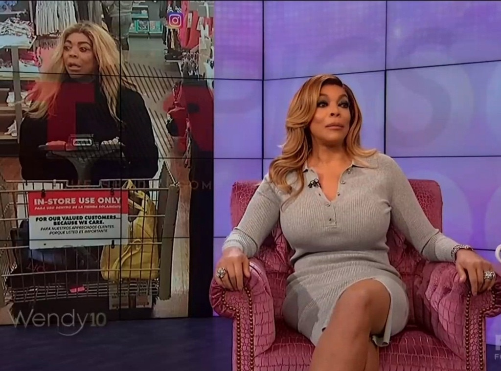 Wendy Williams claps back at critics of 4 am Walmart run