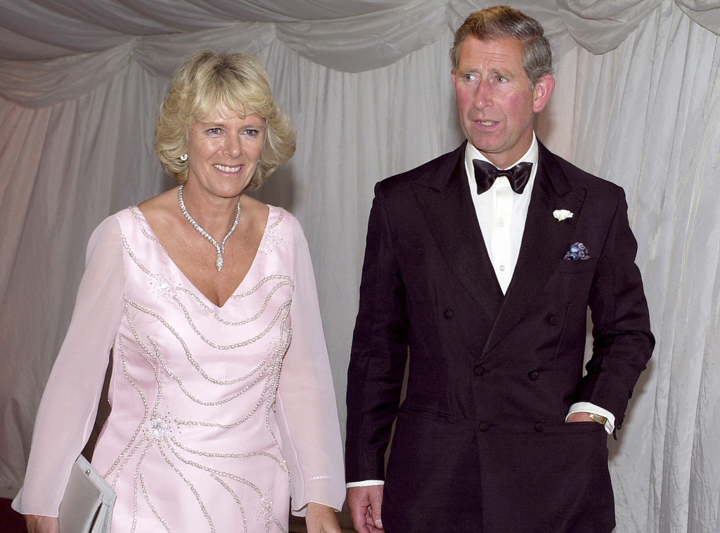 How did Prince Charles and Camilla Parker Bowles' relationship start?
