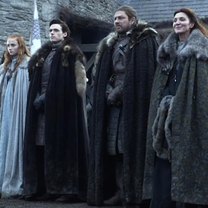 Game of Thrones Stark Family