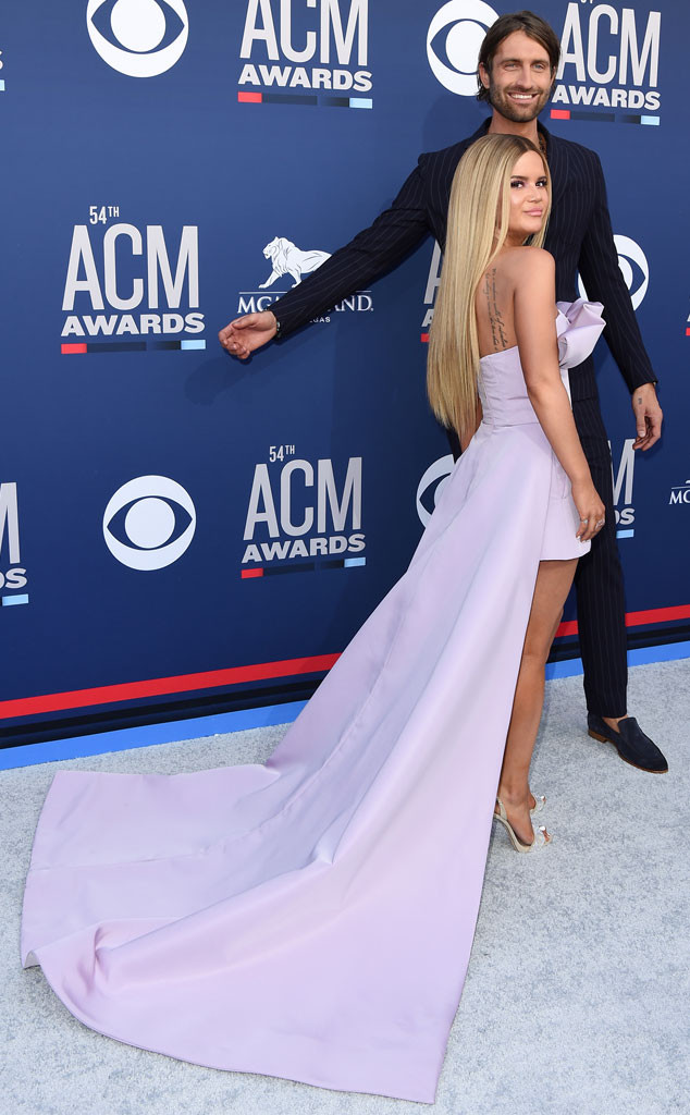 Maren Morris, Ryan Hurd, 2019 Academy of Country Music Awards, ACM Awards, Candids