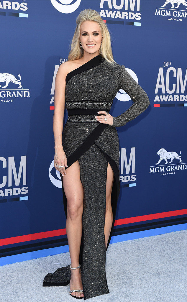 ACM Awards Best Dressed, Carrie Underwood