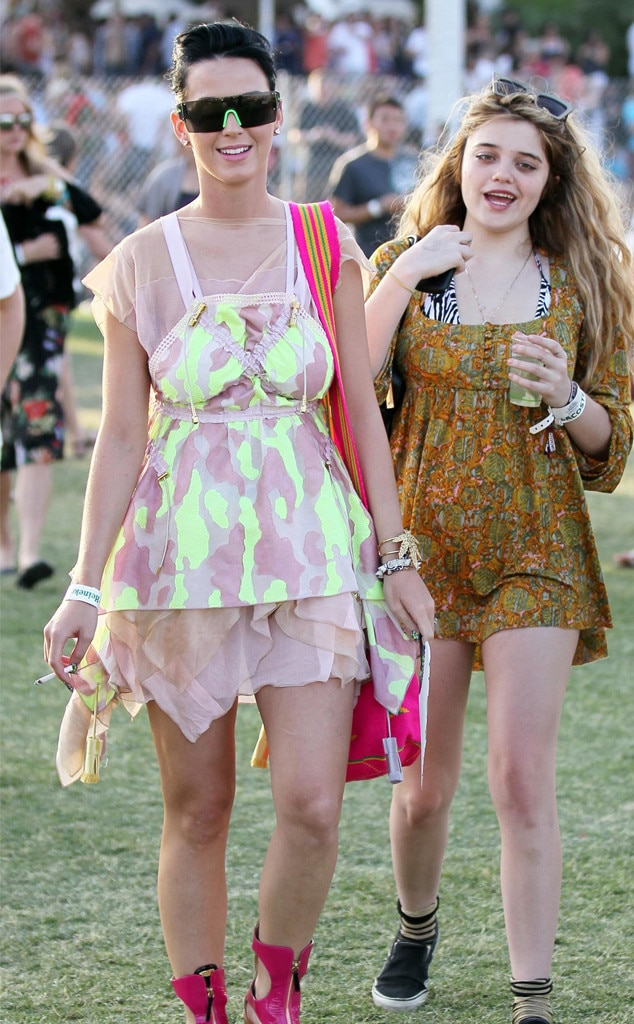 Katy Perry, 2010 Coachella
