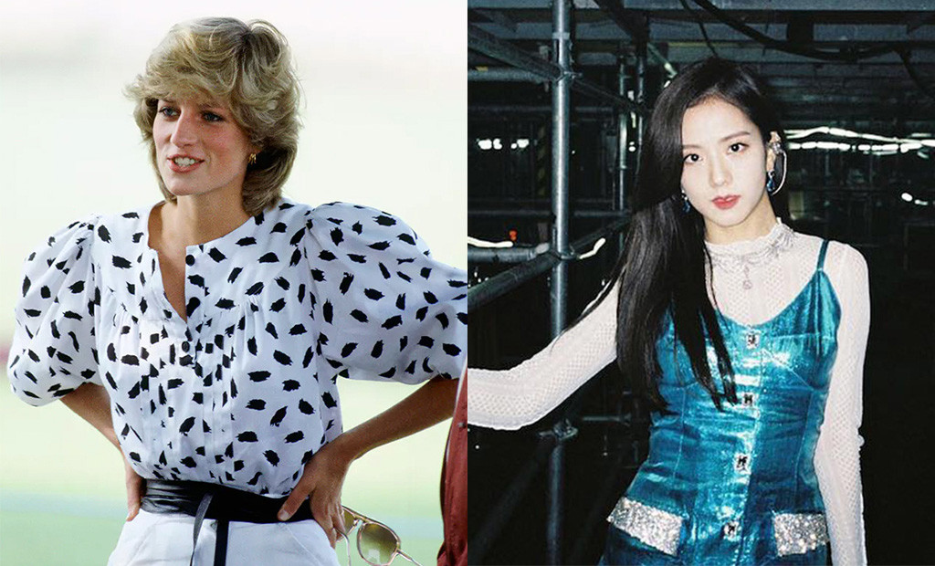Princess Diana, Jisoo