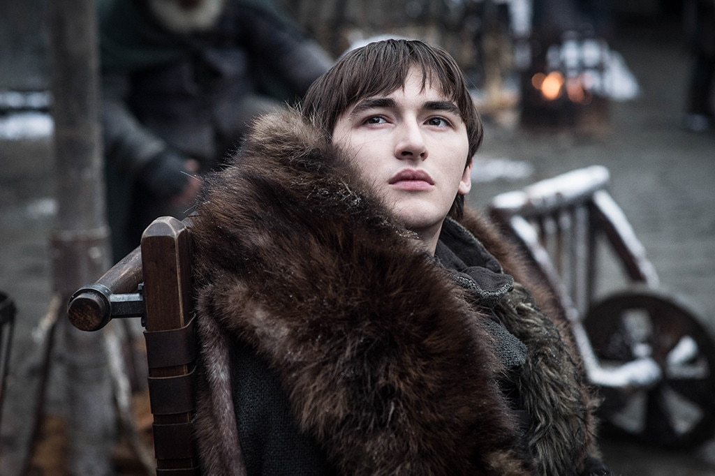 Isaac Hempstead-Wright -  When he's done with Bran Stark,  Isaac Hempstead-Wright  can next be seen in  The Blue Mauritius .