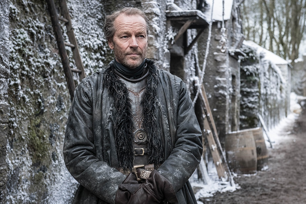 Iain Glen -  Iain Glen will star opposite Lena Headey in  The Flood .