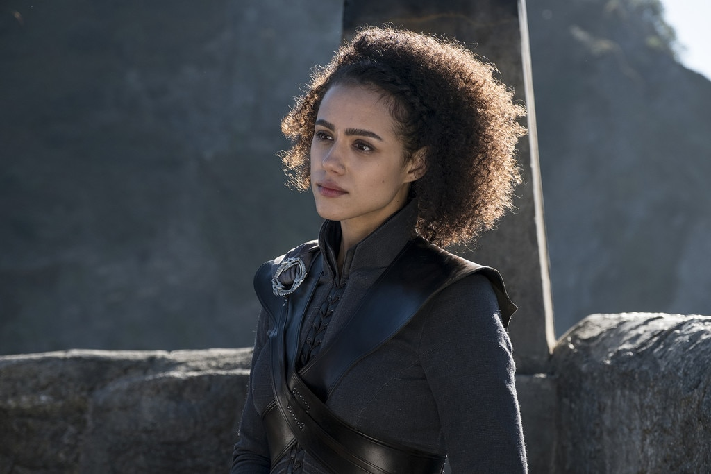 Nathalie Emmanuel -  Nathalie Emmanuel is jumping to Hulu for her next TV series,  Mindy Kaling 's  Four Weddings and a Funeral . She's also attached to  The Dark Crystal: Age of Resistance  and  Holly Slept Over .