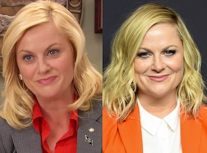 Parks and Recreation cast then and now, Amy Poehler