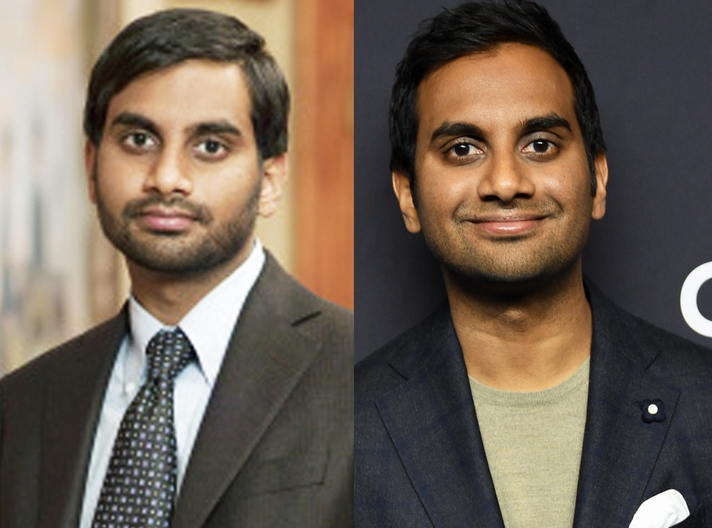 Aziz Ansari -  The comedian found further stardom as an actor and executive producer of the Netflix series, Master of None , which garnered him a Golden Globe.