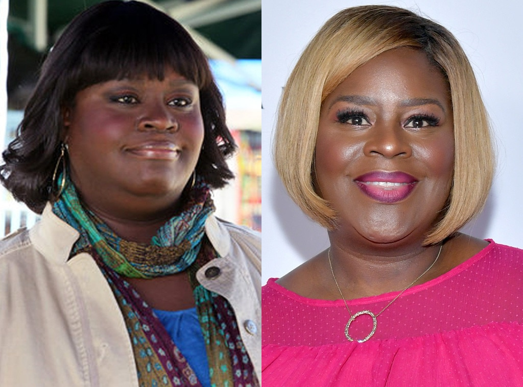 Retta -  The actress behind Donna Meagle now stars on NBC's  Good Girls .