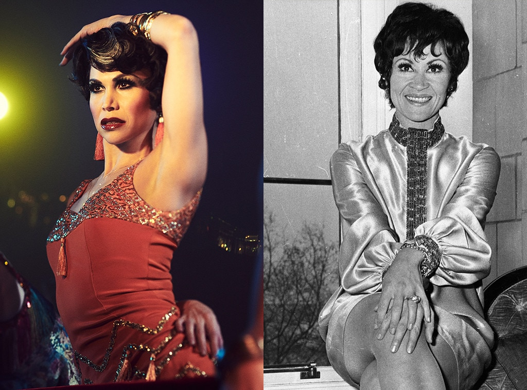 Chita Rivera - Bianca Marroquin , a stage actress known for her role in  Chicago , plays the iconic theater fixture in the FX series.
