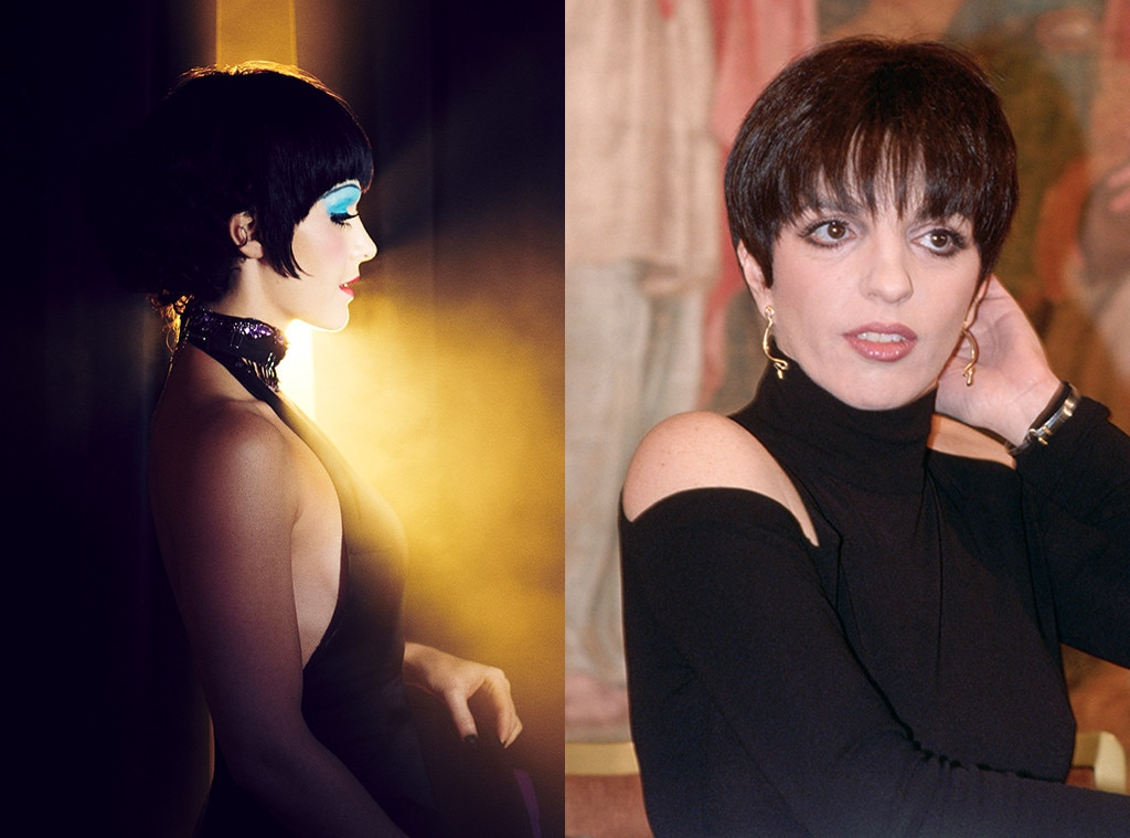 Liza Minnelli -  Kelli Barrett, an accomplished stage actress who recently recurred on  Marvel's The Punisher , will play Liza with a z.