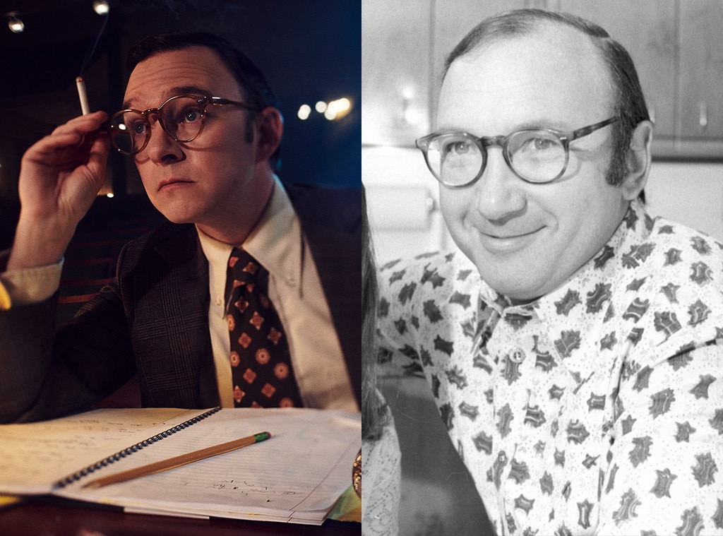 Neil Simon -  Nate Corddry, known for his work in  Mom  and  Childrens Hospital , plays screenwriter and playwright Neil Simon.
