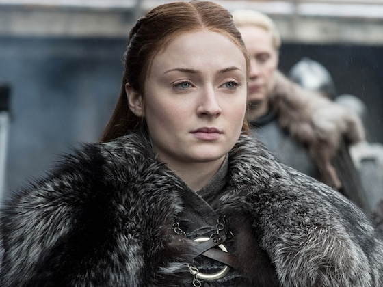 It Doesn't Get Much Better Than Sophie Turner Teasing Maisie Williams Over Her Big <i>Game of Thrones</i> Scene