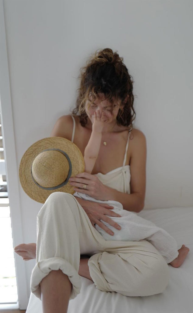 Nikki Reed, Bodhi Soleil Reed Somerhalder