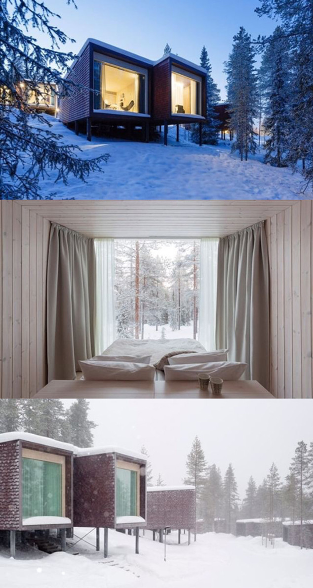 Kourtney Kardashian, Finland