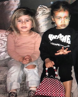 North West, Penelope Disick