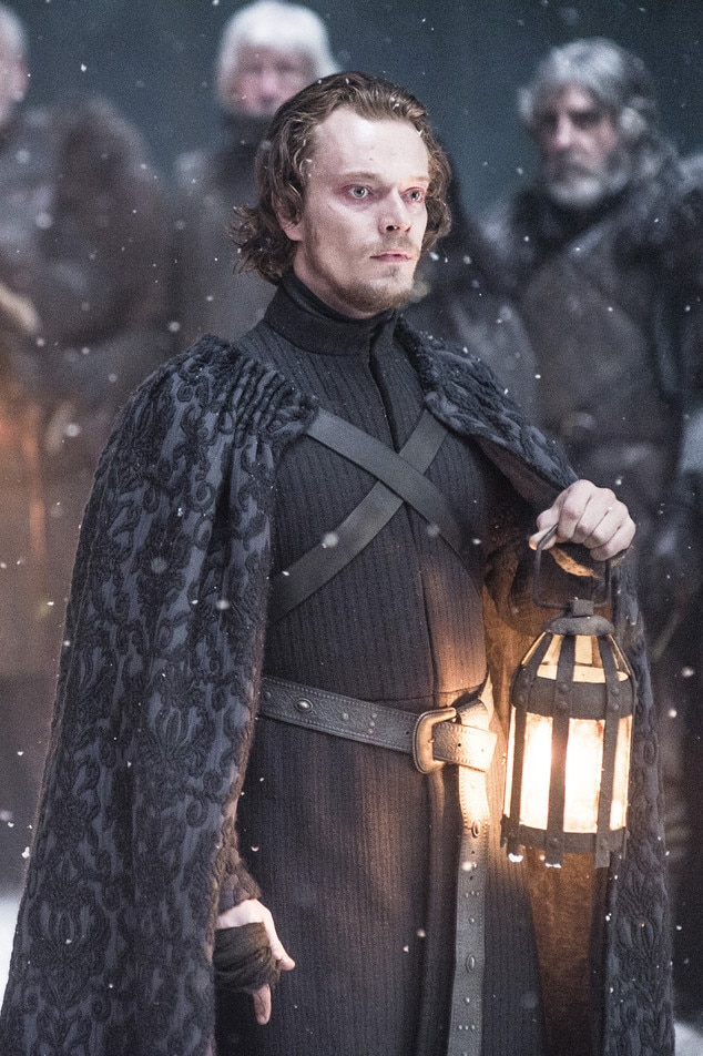 Alfie Allen -  After  Thrones , Alfie Allen has two movies coming out,  Jojo Rabbit  and  How to Build a Girl .