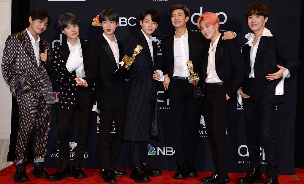 BTS, Bangtan Boys, Billboard Music Awards 2019