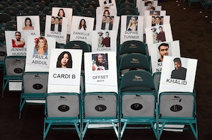 Cardi B, Offset, 2019 Billboard Awards, Seating Chart