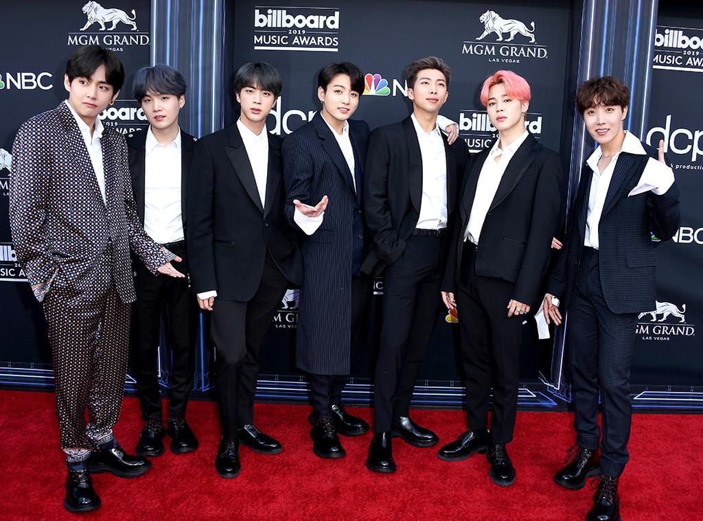 BTS, 2019 Billboard Music Awards