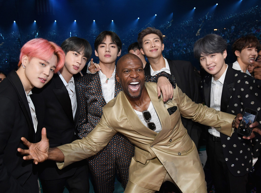 All These Celebrities Had No Chill After Meeting BTS at the