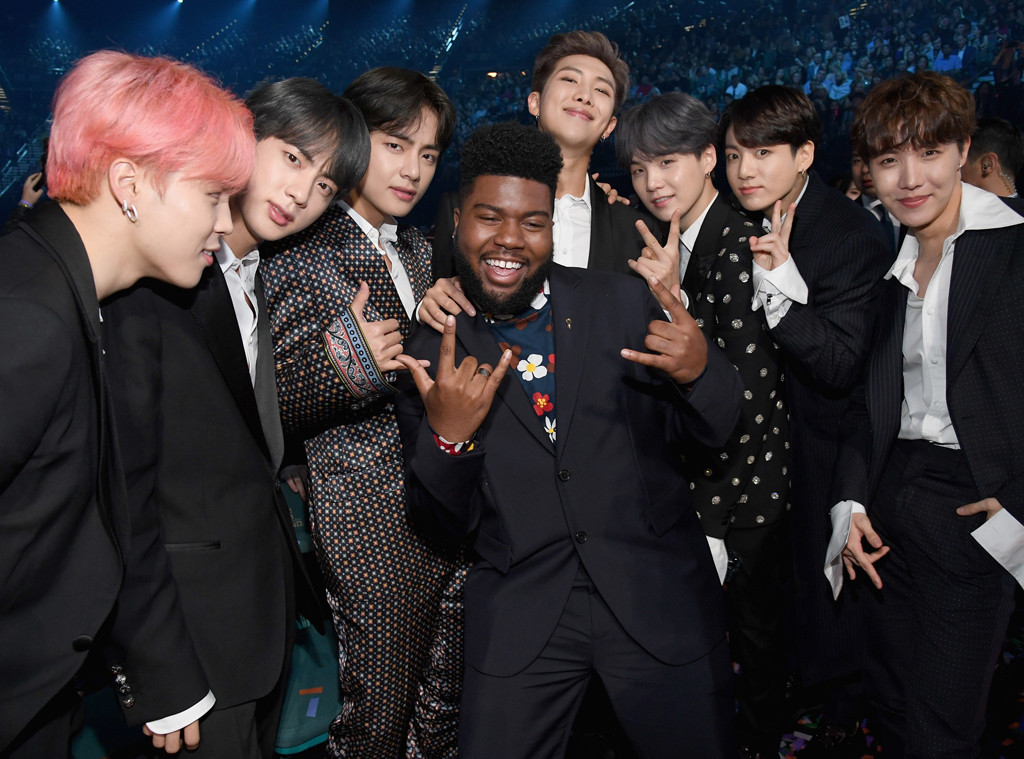 Khalid, BTS, 2019 Billboard Music Awards