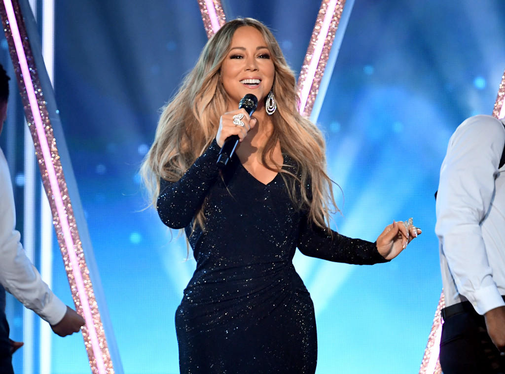 Mariah Carey, 2019 Billboard Music Award, Show
