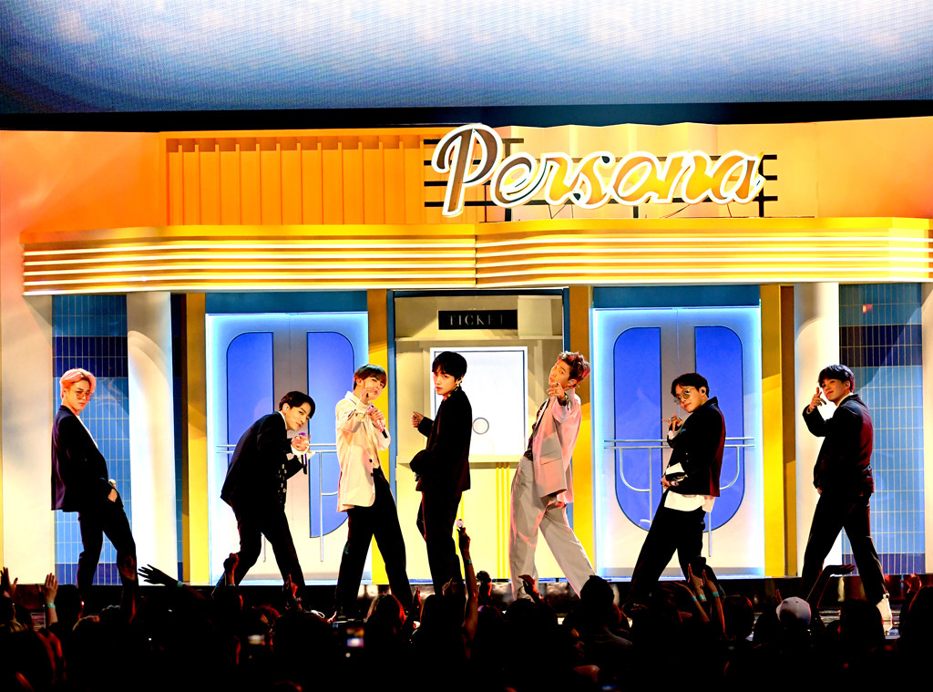 We're Still Screaming Over BTS' Performance at 2019