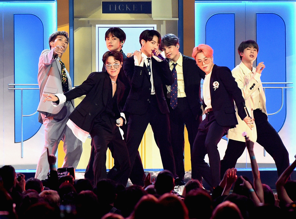 BTS, 2019 Billboard Music Awards, Show