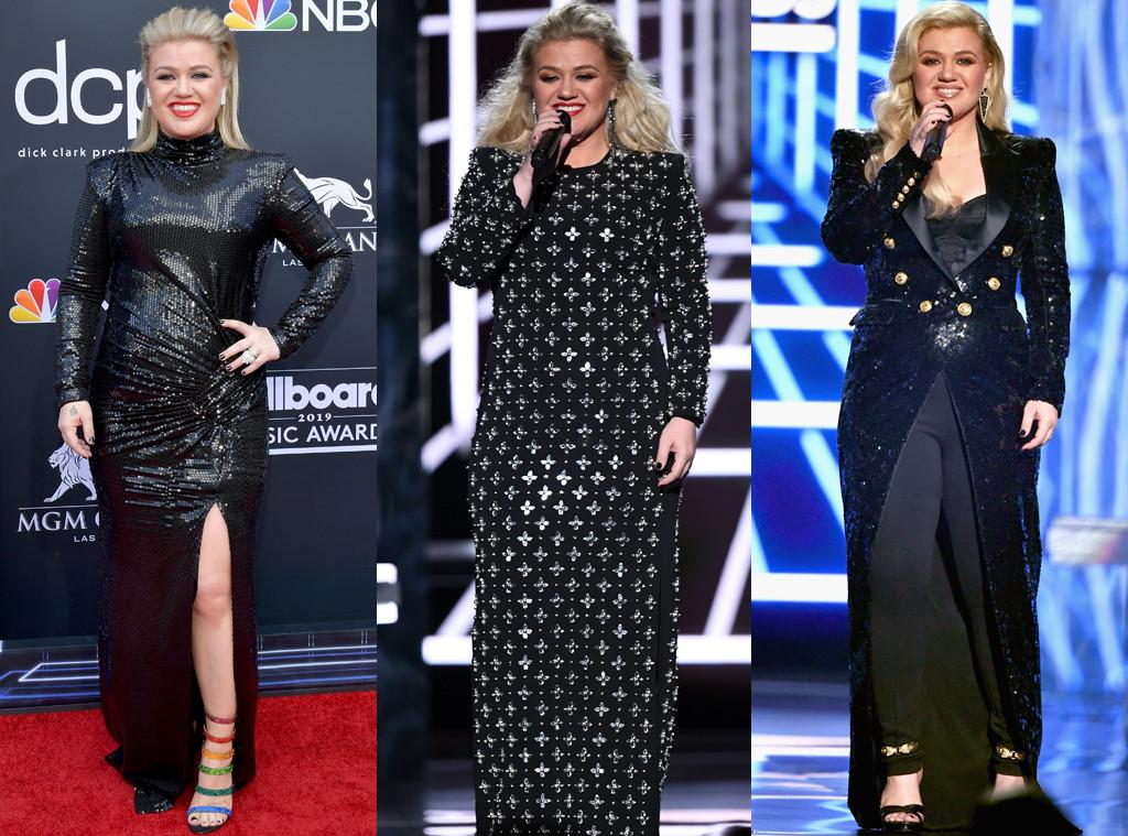 Kelly Clarkson, 2019 Billboard Music Awards, Show