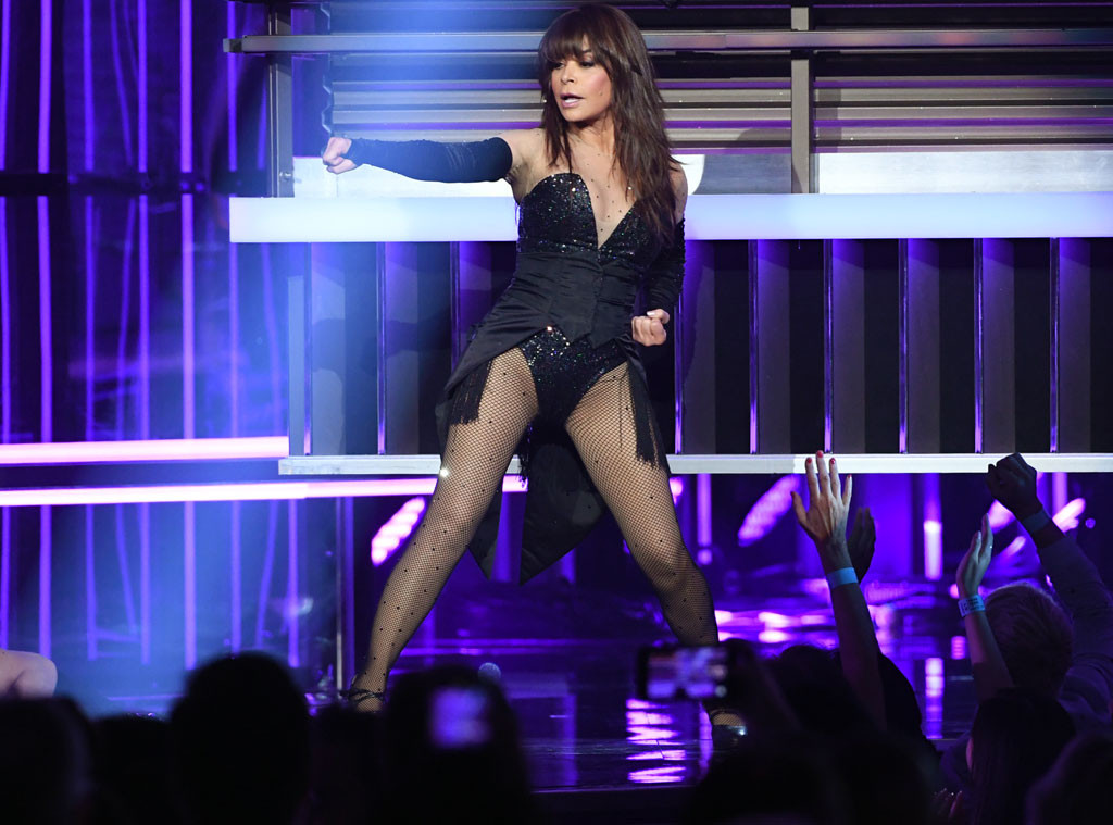 Paula Abdul, 2019 Billboard Music Awards, Performing