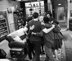 The Big Bang Theory, Series Finale, Behind the Scenes